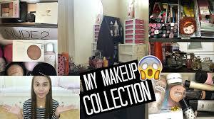 my makeup collection 2016 vanity tour