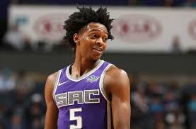 De'Aaron Fox emerging as one of the brightest stars from his draft class