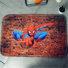 Mega Deal 8e55c6 Disney Cartoon Avengers Spider Man Mouse Door Mat Kids Boys Girls Game Mat Bedroom Kitchen Carpet Indoor Bathroom Mat Cicig Co