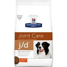 prescription t j d dry dog food