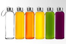best glass water bottles apr 2020