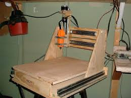 how to build a cnc machine router