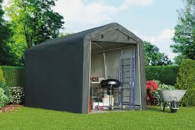 portable waterproof shed