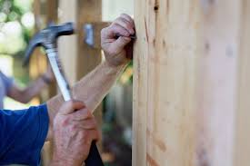 fasteners are best for a wood fence