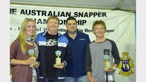22nd Annual Snapper Competition Presentations | Whyalla News | Whyalla, SA