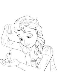 Frozen 2 Kids Coloring Pages