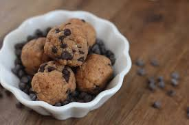 snack chocolate chip cookie