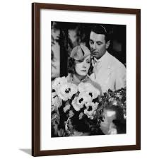 Le Voile des illusions THE PAINTED VEIL by Richard Boleslawski with Greta  Garbo and George Brent, 1 Framed Print Wall Art - Walmart.com