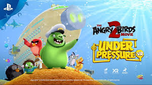 The Angry Birds Movie 2 VR: Under Pressure - Official Gameplay ...