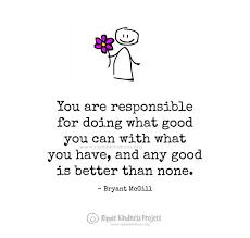 I send good karma their way | Ripple Kindness Project
