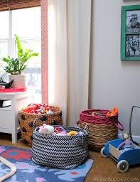 How I Organize Kids Toys Jenna Burger Design Llc