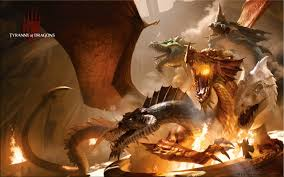 wizards and dragons wallpapers top