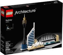 Đồ chơi thành phố Sydney LEGO 21032, Giá tháng 6/2020