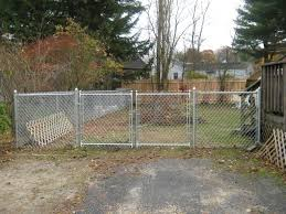 Main Line Fence Chain Link Fence And Fence Installation In Maine