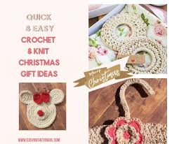 crochet knitting gift ideas