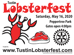 2020yardsign - Tustin Lobsterfest