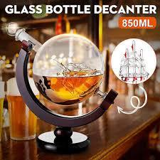 vodka whisky bottle 850ml wine spirit