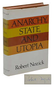 Anarchy, State and Utopia | Robert Nozick | Reprint