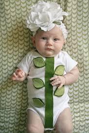 easy peasy diy baby flower costume