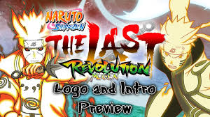 Naruto Shippuden The Last Revolution MUGEN - Logo and Intro ...