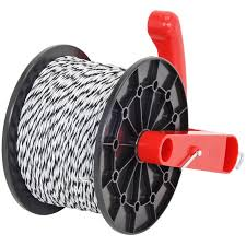 Electric Fence Polywire Topline 300m On A Reel 6 X 0 25 Mm Tricond