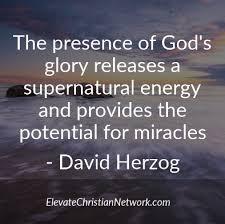 david herzog the presence of god s glory inspirational quotes