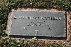 James Hillary Patterson (1914-1981) - Find A Grave Memorial