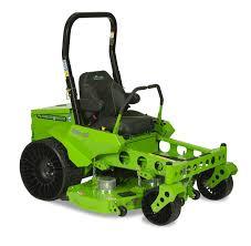 cxr 52 60 mean green mowers