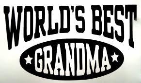 World S Best Grandma Car Truck Window Laptop Vinyl Decal Sticker 12 Colors Laptop Vinyl Decal Vinyl Decal Stickers Car Decals Vinyl