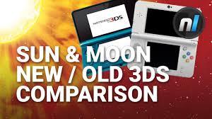 Pokémon Sun & Moon New 3DS / Original 3DS Performance Comparison ...