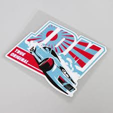 Jdm True Original Car Decal Sticker Top Jdm Store