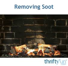 removing soot thriftyfun