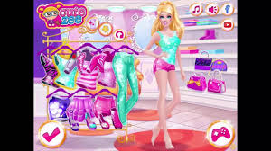 Baby Princess Games - Dreamhouse Life Barbie's Boutique - Baby ...