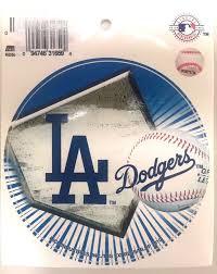 Los Angeles Dodgers Sticker Decal Die Cut Decal Car Aut