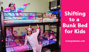 Shifting The Sisters To A Bunk Bed For Kids Bacolod Mommy Blogger