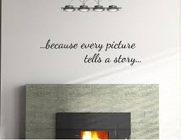 Every Picture Tells A Story Decal Vinyl Adhesive Family Etsy
