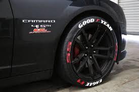 Tire Lettering Stickers Vs Paint