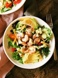 Grilled Shrimp Salad with Citrus ...