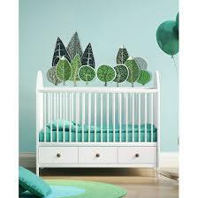 Shop Forest Wall Decal Forest Wall Sticker Nursery Nursery Decor Woods Overstock 31828156