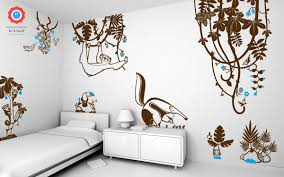 Wall Decal Adhesive Clock Baby Room Angel Wings Design Art Wallpaper Always Kiss Me Goodnight Boy Nursery Vamosrayos