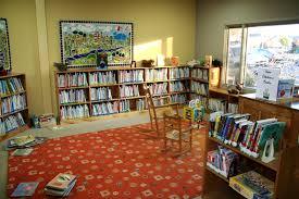 Children S Room Fort Bragg Library