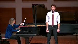 Lonely House - Kurt Weill   Wesley Harrison (November 14th, 2019 - Wilfrid  Laurier University) - YouTube