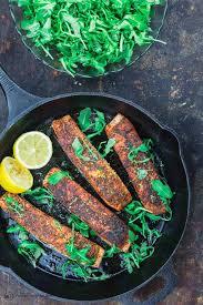 BEST Crispy Pan Seared Salmon Recipe ...
