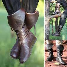meval fantasy boots leather boots