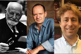 Philippe Sands and Adam Wagner on Jewish Human Rights Heroes | Love Camden