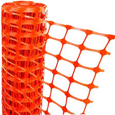 Amazon Com Electriduct Plastic Construction Fencing 50 Feet Orange Safety Barrier Fence Roll Industrial Scientific