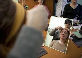 hair loss following blood cancer treatment