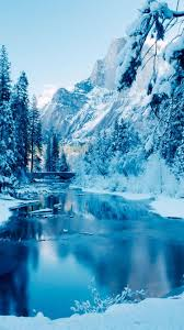 winter iphone wallpapers top free