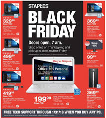 best black friday 2017 deals at staples
