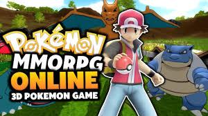 Pokemon MMORPG 3D - Pokemon Online Game!? (THE BEST POKEMON MMORPG!?)  Episode #01 - YouTube